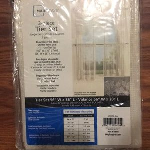 Other - Window curtains